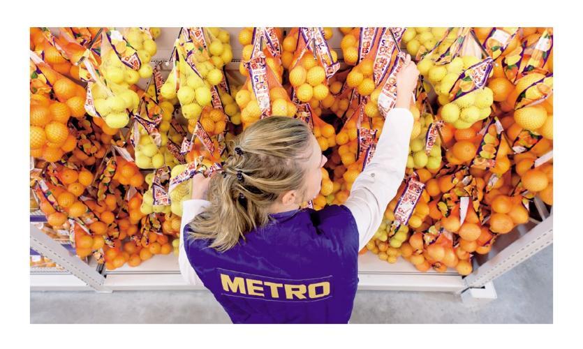 Акции и каталоги METRO Cash&Carry